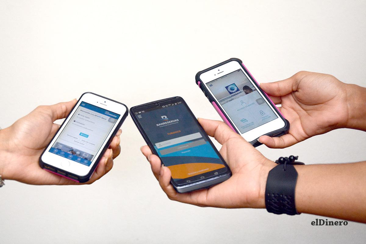 transacciones via aplicaciones moviles