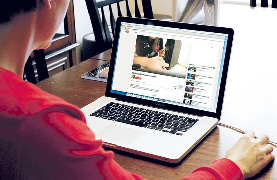 En YouTube, además de videos musicales, los tutoriales forman parte esencial de su plataforma.