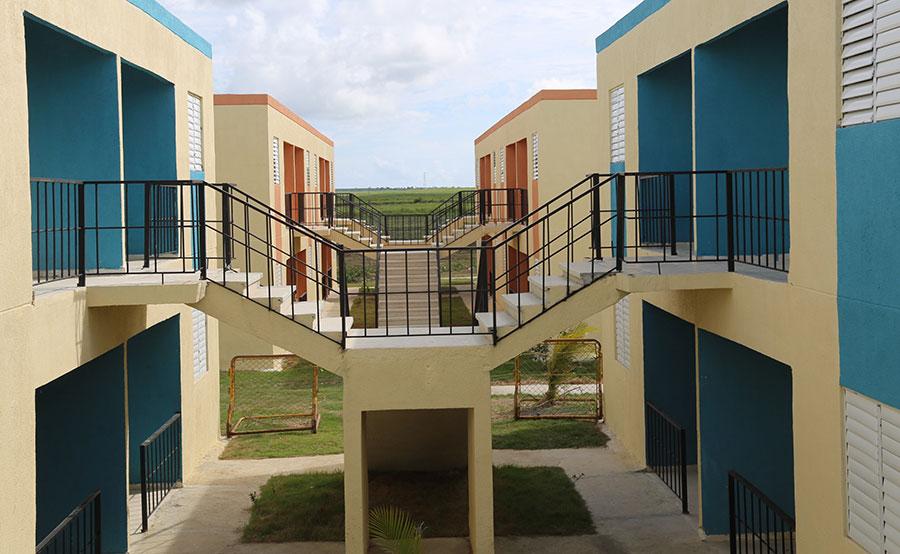 La cartera del sistema financiero para compra y remodelación de viviendas  asciende a más de RD$137,391.8 millones.