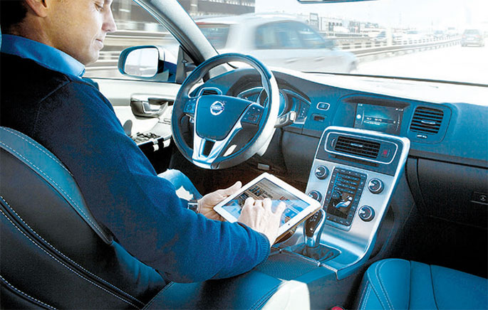 BMW, Tesla, Apple y Google compiten, pero Volvo sacó ventaja.